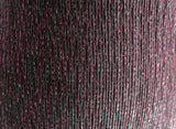 Shimmer Super Crinkle Lurex Fine Mesh Polyester Dress Fabric Material (Purple) - The Textile Centre