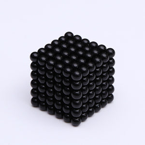 2020 216Pcs/set 3mm buck ball Cube Puzzle Powerful Permanent neodymium magnet Sphere Creative imanes Magic Strong NdFeB