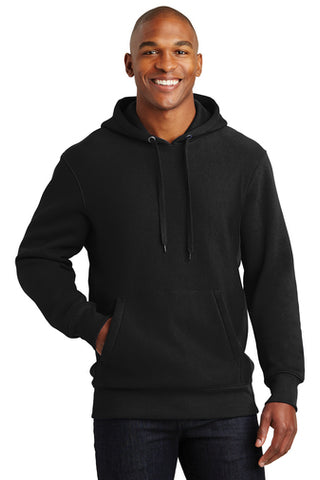 Custom - One Color Screen Print - Sport-Tek® Super Heavyweight Pullover Hooded Sweatshirt - F281