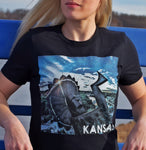 Screen Printed - Keeper of the Plains T-Shirt