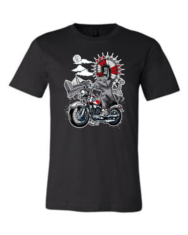 Screen Printed - Keeper Cruisin T Shirt