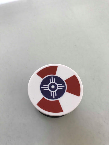 Wichita Flag Phone Grip