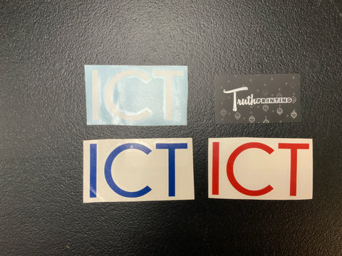 Decal - ICT