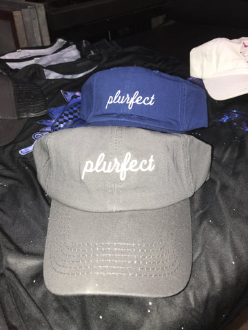 Plurfect- Glow in the dark Dad Hat