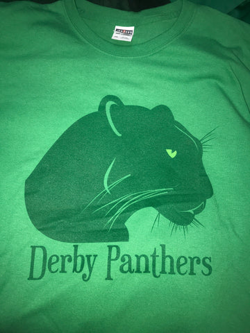 Derby Panthers T Shirt