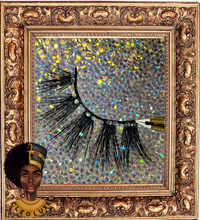 Load image into Gallery viewer, DRAMA CLASS Diamanté Mink Lashes