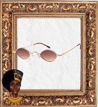 Load image into Gallery viewer, NEVER BASIC Retro Detailed Sunglasses