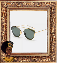 Load image into Gallery viewer, KEEP IT CUTE Retro Detailed Sunglasses