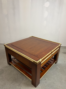 Cherrywood Multi Game / Coffeetable