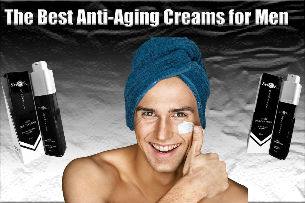 The Best Anti-Aging Creams for Men