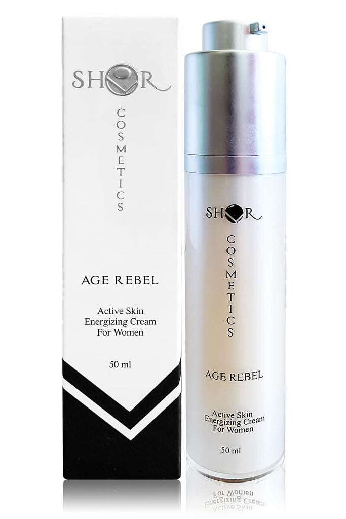 AGE REBEL ACTIVE  SKIN ENERGIZING CREAM FOR WOMEN