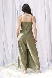 Ceya Jumpsuit (Set) (Green)