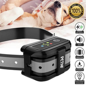 Collar Bark Shock For Dogs