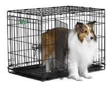 Load image into Gallery viewer, homes for Pets Dog Single Door & Double Door Folding