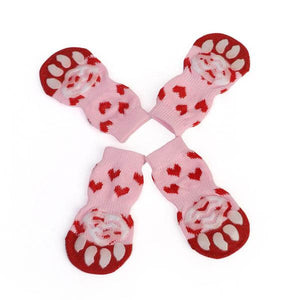 Pet Cotton Socks Anti-Slip