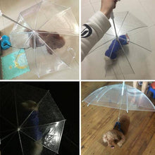 Load image into Gallery viewer, Pet umbrella Small animals The rain