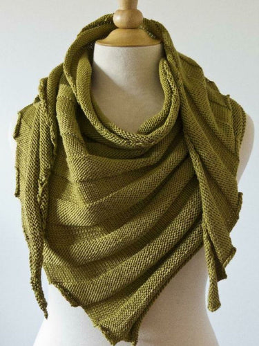Soft Casual Warm Scarf