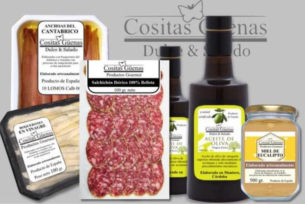 Productos exclusivos CG