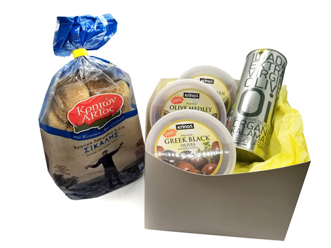 Greek Food Box #11