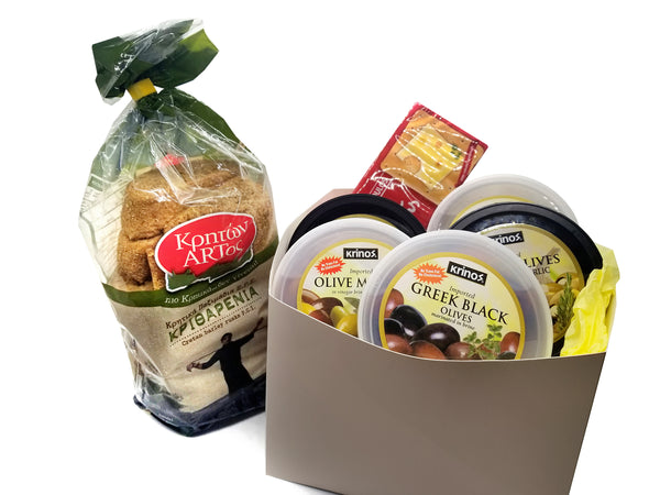 Greek Food Box #14