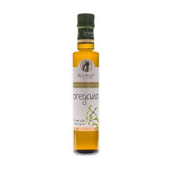 Ariston Oregano Infused Olive oil 8.45 Fl.oz