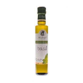 Ariston Basil Infused Olive Oil 8.45 fl oz