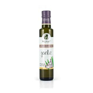 Ariston Garlic Infused Olive oil 8.45 Fl.oz