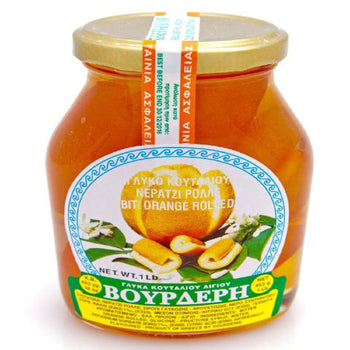 Vourderis Bitter Orange Fruit Preserve 1lb