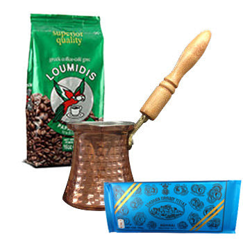 Greek Coffee Combo
