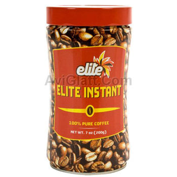 Elite Instant Coffee 7 oz