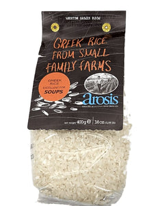 Arosis Greek Rice (for soup) 1lbs