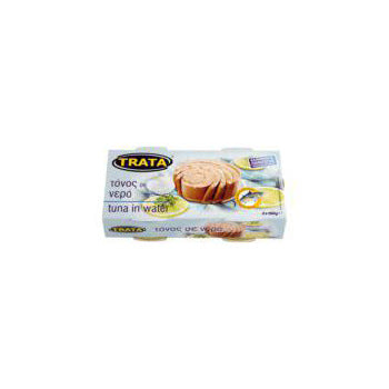Trata Tuna in Water 2 pack