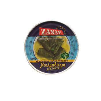 Zanae Grape Leaves Stuffed with Rice 10oz