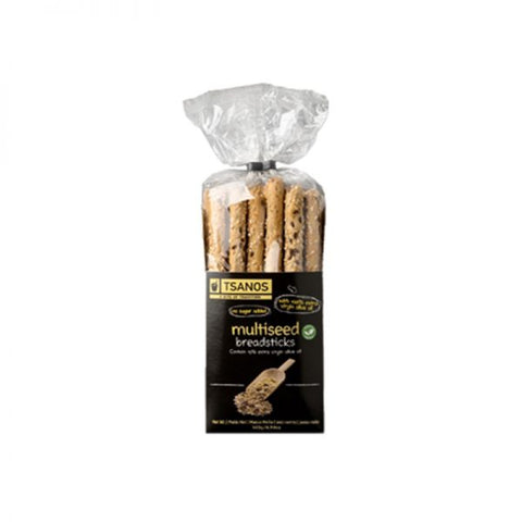 Multiseed Breadsticks
