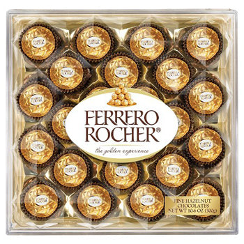 Ferrero Rocher 24pcs 10.5 oz