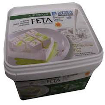 Roussas Feta Organic Tupperware 14oz - pack of 6