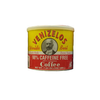 Venizelos Decaf Greek Coffee