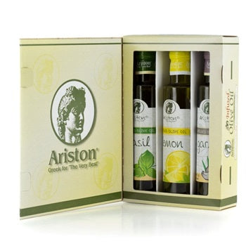 Infused Olive Oils Gift Pack