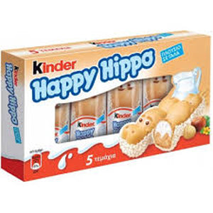 Kinder Happy Hippo 103.5 gr