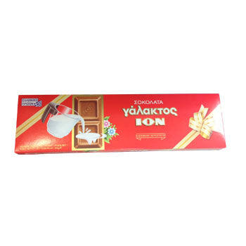 ION milk chocolate 200gr