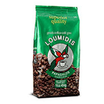 Papagalos Loumidis Greek Coffee 8oz