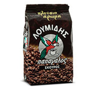Papagalos Loumidis Dark Coffee 3.5oz