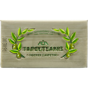 Papoutsanis Traditional Olive Oil Soap 250gr