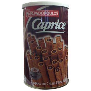 Caprice Cappuccino Cream Wafers 8.8oz