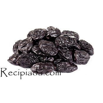 Dried Prunes Jumbo