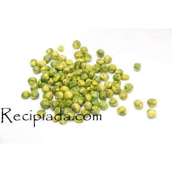 Green Peas snack
