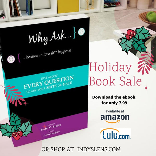 E-book Why Ask … Because In Love Sh** Happens!