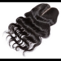 "Free Part Malaysian Loose Wave Closure 4""x4""120% Density"