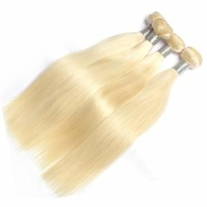 Malaysian 613 Honey Blonde Straight Hair Bundles 1/3/4 PCS