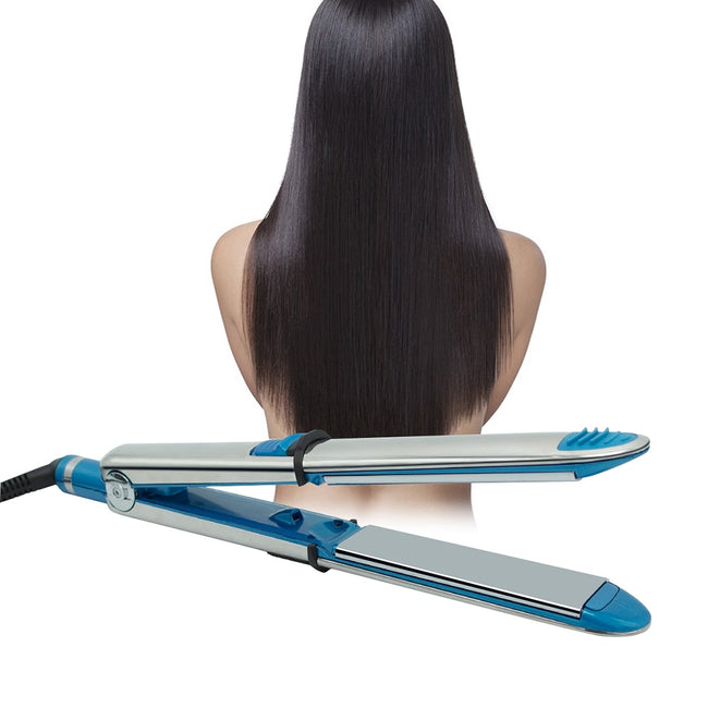 Professional Nano Titanium Flat Iron Ceramic Hair Iron Straightening